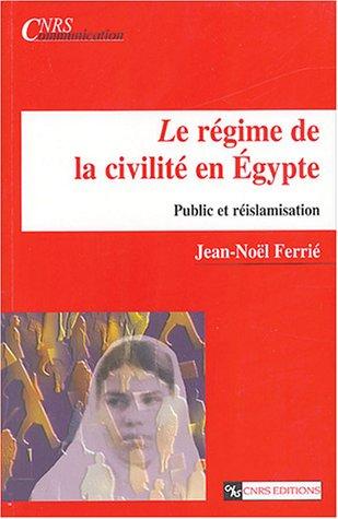Régime de la civilité en Egypte