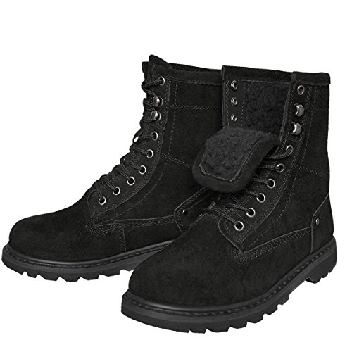 Brandit Gladstone Boots Anthrazit Schwarz