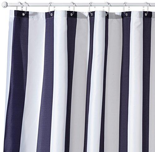 Sealskin Duschvorhang Linje, Textil, B x H: B x H: 180 x 200 cm