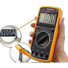 002588 DIGITAL probador del multímetro de cables electrónicos CON SHELL TOE PROFESIÓN
