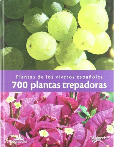 Descargar Libro 700 plantas trepadoras (Plantas horticolor) de Unknown