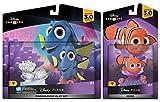 Disney Infinity 3.0: Pack de jeux Finding Dory avec Nemo - Figures de films