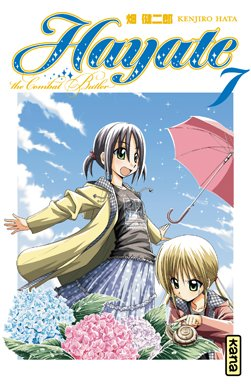Hayate The combat butler Edition simple Tome 7