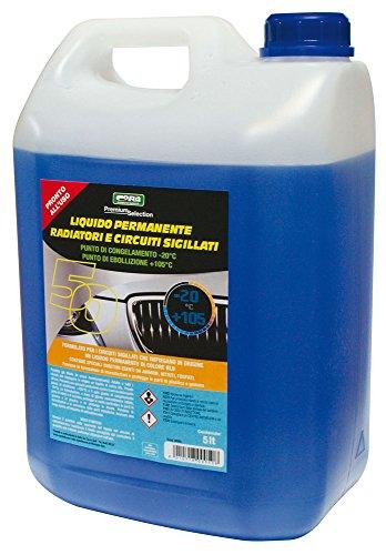 Cora 0050 liquido permanente radiatori e circuiti sigillati-20°c, blu, 5l