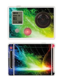 SKIN STICKERS FOR GOPRO HERO 2 (STICKER : ALLUMETTE)