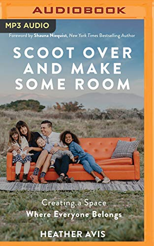 Scoot Over and Make Some Room: Creating a Space Where Everyone Belongs