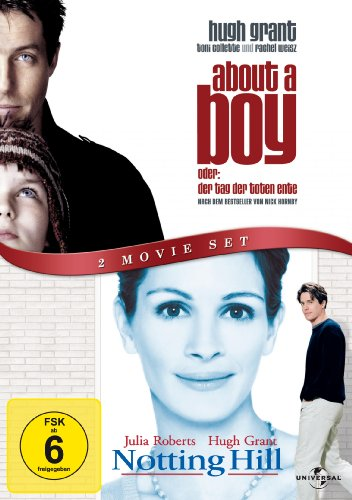 About a Boy & Notting Hill - 2 Movie Set (DVD)