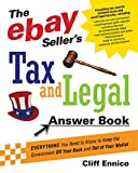 EBAY SELLER'S TAX N LEGAL ANSWER BOOK