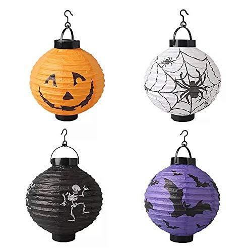 Nv Wang Linterna de Halloween