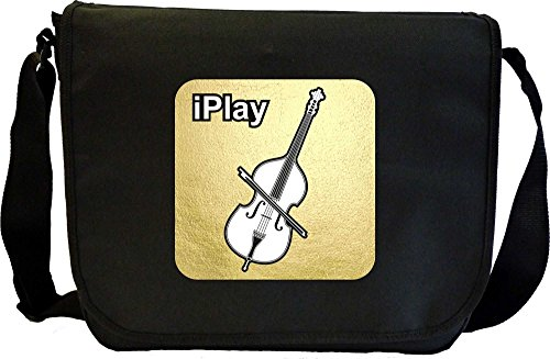 Double-Bass-I-Play-Sheet-Music-Document-Bag-Musik-Notentasche-MusicaliTee