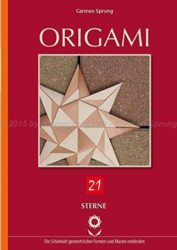 Origami - 21 Sterne