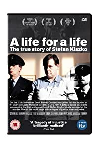 A Life For A Life - The True Story Of Stefan Kiszko [1998] [DVD]
