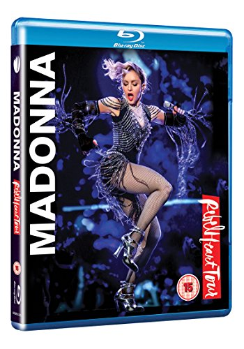 Madonna – Rebel Heart Tour [Blu-ray]