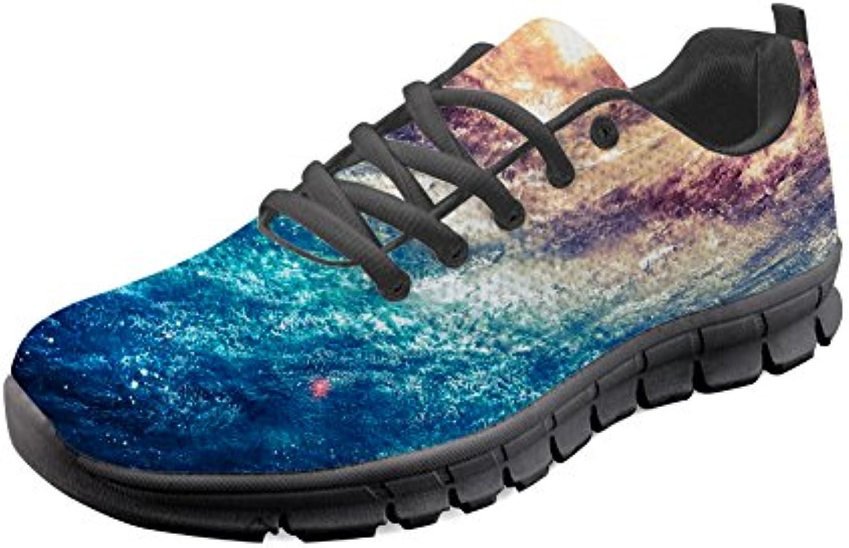coloranimal coloranimal coloranimal léger jogging baskets marche douceHommes t la marche des femmes b07d7n61k3 galaxie flats parent a3c779