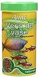 Aime Nourriture vers de Vases 250 ML pour Aquariophilie