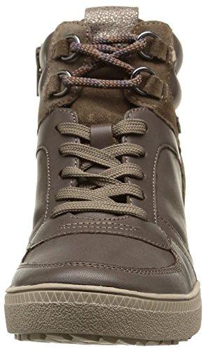 Sport scarpe per le donne, colore Nero , marca GEOX, modello Sport Scarpe Per Le Donne GEOX JR SAVAGE A Nero Marrone