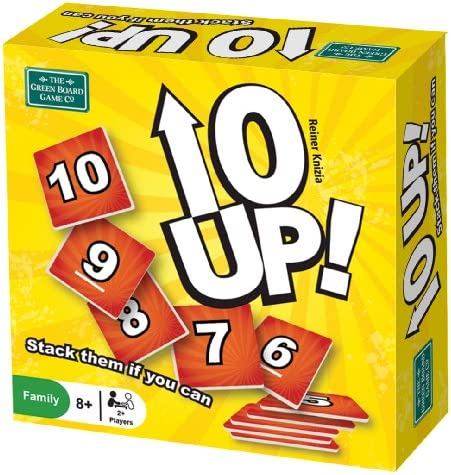 10 Up Game by The Green Co. Board Game Co. Green B00K6IT6LA fe17b1