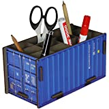 """'Werkhaus–penne Box """"Container in blu (co1011)"""