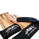 JAW Pullup Grips Black Medium