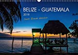 Belize - Guatemala (Wandkalender 2018 DIN A3 quer): Auf Entdeckungsreise in zwei bezaubernde Länder Mittelamerikas (Monatskalender, 14 Seiten ) ... 2017] Ricardo Gonzalez Photography, Daniel - CALVENDO