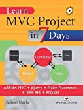 Key features of the book • The best way to learn MVC is by doing a project and this book des the same. A complete MVC Project is created from scratch with all best practices implemented. • Professional projects are not created by just using ASP.NET M...