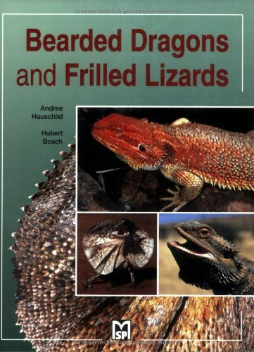 Bearded Dragons and Frilled Lizards by Andree Hauschild (February 19,2002)