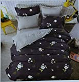 Comforter 4 Pcs set (1 AC Comforter And 1 Double Bed Bed sheet 2 Pillow Cover) Reliable Trends