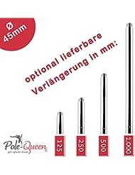 Pole Dance garantía 1000mm Original Pole de Queen© & # x2705; Ahora la Barra fácilmente prolongar & # x2705;