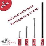 POLE DANCE Verlängerung 1000 mm Original POLE-QUEEN© ✅ Jetzt die Stange ganz einfach verlängern ✅