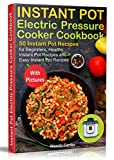 How To Simplify Cooking Without Degrading Quality?         Get Yourself This Instant Pot Electric Pressure Cooker Cookbook & Find Out How!       Wanda Carter has all the answers and the coolest healthy instant pot recipes to get you started! F...