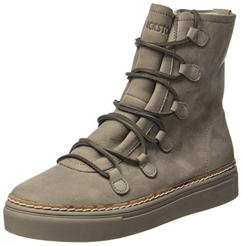 Blackstone Ol26, Sneaker a Collo Alto Donna Grau (Wild Dove)
