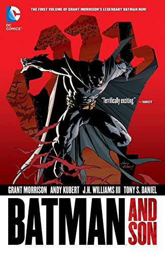 Batman: Batman and Son TP (New Edition)
