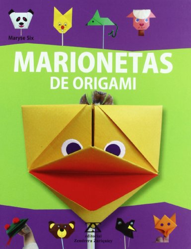 Marionetas de origami (Manualidades (zendrera))