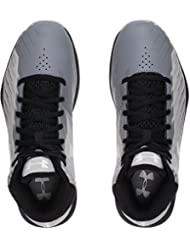 Under ArmourUa Bgs Jet - Zapatos de Baloncesto para chico