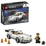 Lego 6283907 Lego Speed Champions   Lego Speed Champions 1974 Porsche 911 Turbo 3.0 - 75895, Multicolor
