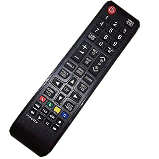 allimity AA59-00741A Ersetzen Fernbedienung für SAMSUNG TV PS43F4500AW PS43F4510AW PS43F4520AW PS51F4500AM PS51F4500AW PS51F4510AW PS51F4520AW PS51F5000AM PS51F5000AW PS60F5000AK PS60F5000AW PS64F5000AW UA28F4000AM UA32F4000AM TM1240