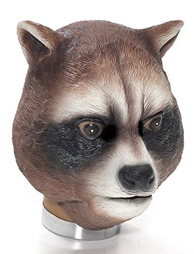 Forum Novelties Waschbär-Maske