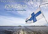 FINNLAND – Traumhafte Landschaften (Tischkalender 2018 DIN A5 quer): Seen, Wälder, Wolkenformationen und historische Orte (Monatskalender, 14 Seiten ) ... [Kalender] [Apr 01, 2017] Viola, Melanie