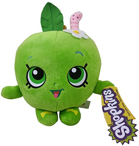 Shopkins Character Toys - Shopkins Apple Blossom - 10 Inch Soft Toy