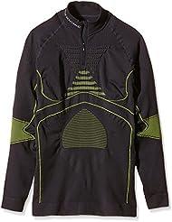 X-Bionic Energy Accumulator T-Shirt manches longues col 1/2 zip Homme
