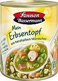 Sonnen Bassermann Erbsen-Suppentopf, 3er Pack (3 x 800 g Dose)