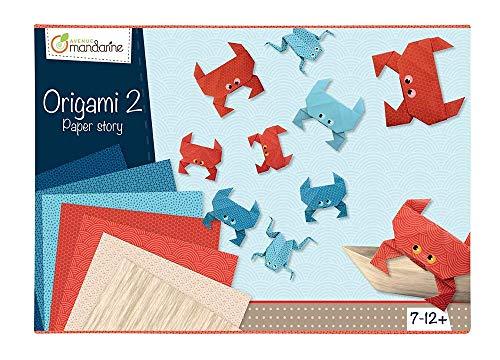 Avenue Mandarine 42721O Une Boîte Créative - Origami