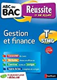ABC du BAC Réussite Gestion et Finance Term STMG