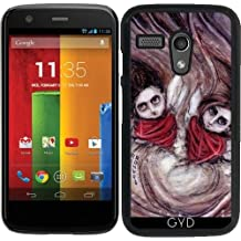 Custodia Motorola Moto G (Generation 1) - Teneramente Amato Venerdì by Rouble Rust