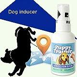 AnkamalElec 1PC Inducer Puppy Schöne Inducer Hund Inducer 50 ml Köder Die Hundetraining Sentinel Defication Pet auf der Toilette