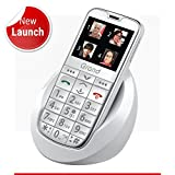 #8: New Launch. easyfone GRAND that also serves as a hearing assistance device. Hear conversations or even the TV better. India's first, from SeniorWorld. easyfone - India's most senior citizen friendly phones