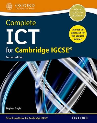 Complete ICT for Cambridge IGCSE (Cambridge Igcse Ict)