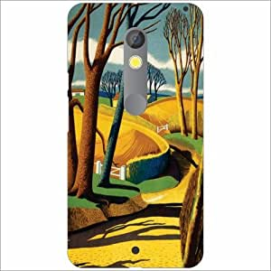 Moto X Play Back Cover - Forestry Designer Cases