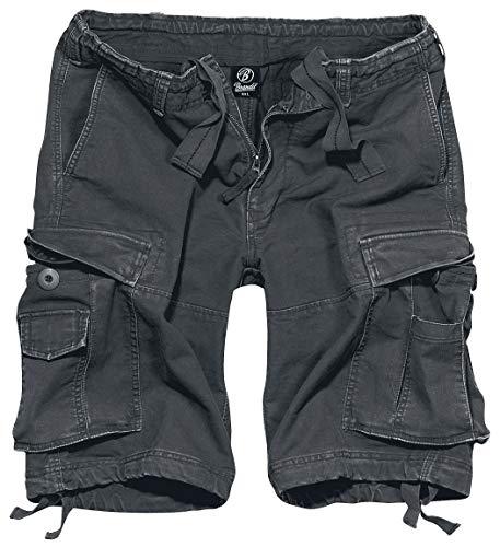 Große Casual Shorts (Brandit Vintage Short  Gr:- 5XL, Farbe:-Anthrazit)