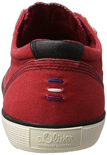 s.Oliver Herren 14603 Sneakers Rot (RED 500)